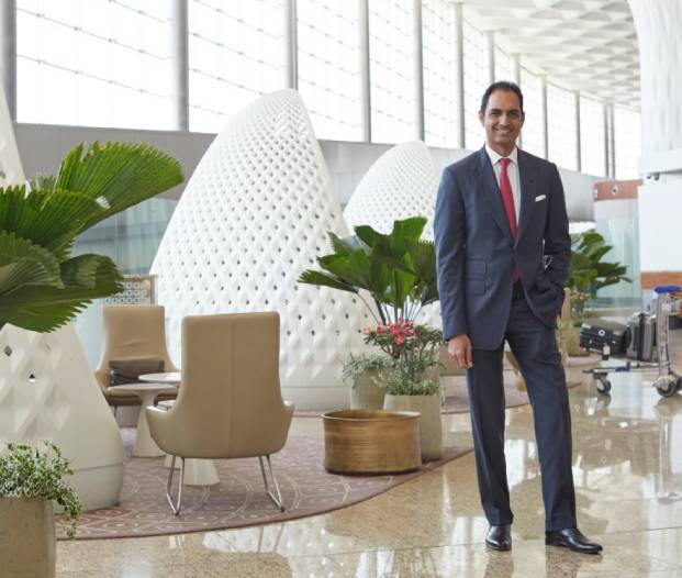 """GV Sanjay Reddy, Vice Chairman of GVK, decodes """"Upskilling"""" for India to turn youth potential into power"""